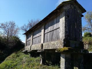 casa da avo Ana Bobal Parque Natural do Alvao