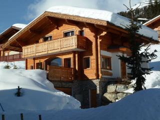 Chalet Campanule, Anzere