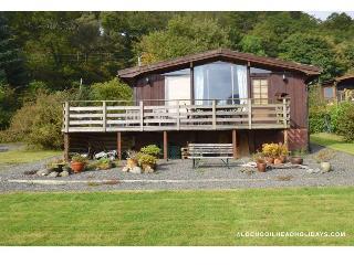 Cedar cottage with verandah