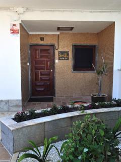 Beija-Flor House Main Entrance