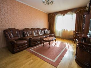 Apartment on Osenniy blvd. 6, Moscú