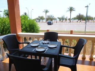 Apart-rent (0015) Apartamento frente a la playa & parking Empuriabrava