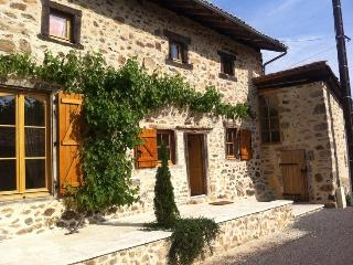 Renovated French 17thC Stone and Timber House, Massignac