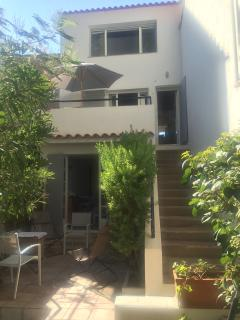 The Villa, 11 Place Ottaviani, south side