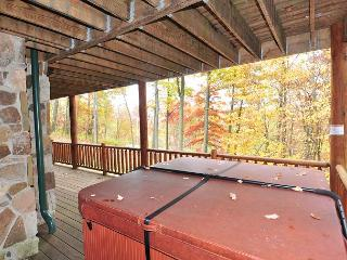 Exquisite 4 Bedroom Log Home offers Luxurious accomodations & privacy!, McHenry