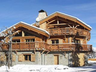 5 bedrooms chalet Leva in deux alpes By Hollystay, Les Deux-Alpes