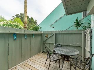 Waterfront 3BR Padre Island Condo with Shared Pool & Boat Dock, Sleeps 8