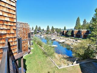 South Tahoe Canal Condo – Views & Boat Dock, Sleeps 10, South Lake Tahoe