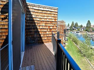 South Tahoe Canal Condo – Views & Boat Dock, Sleeps 10