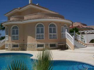Stunning Villa with large private pool, Ciudad Quesada