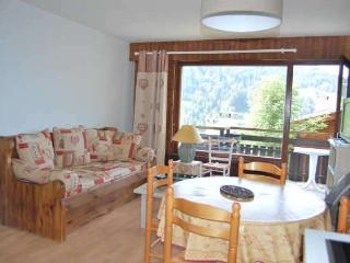 CARIBOU Studio + sleeping corner 4 persons, Le Grand-Bornand