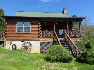 Cowboy Bob's Cabin, Waynesville