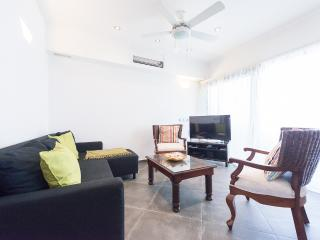 Modern 1-bedroom condo in beachfront complex (C2)