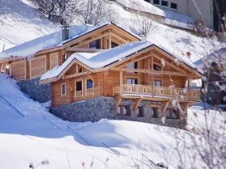 5 bedrooms chalet lesli Deux alpes By Hollystay, Les Deux-Alpes