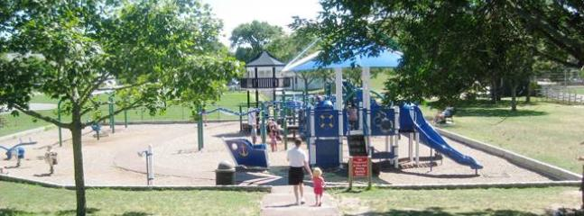 Walk to the playground! - Chatham Cape Cod New England Vacation Rentals