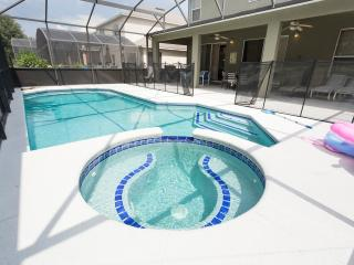 Villa8513 New upgraded 8 bed at Disney Area, Kissimmee