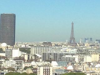 Superbe vue sur Paris - Place d'Italie, París