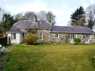 Bodegroes Cottage at Efailnewydd near Pwllheli
