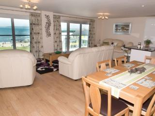 Apartment 11 Latitude 51 located in Westward Ho!, Devon