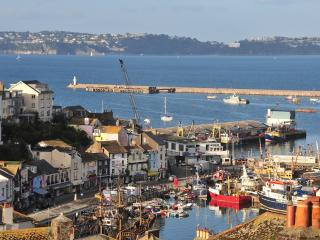 Blue Sails located in Brixham, Devon