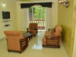 Ruby Residency Residential & Resorts 2 bedroom Apt, Palolem