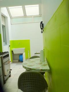 Apt 1 - Kitchen