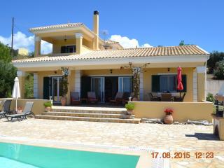 Villa Theia. Holiday Villa in Arillas. Corfu