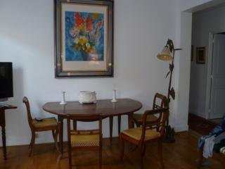 Appartement de charme parisien
