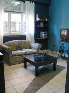 Apt 1 - Living room