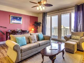 Relax lakeside w/Gulf views, resort amenities!, Panama City Beach