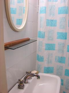 Apt 1 - Bathroom