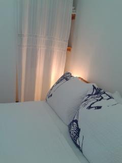 Nina apartments - Blue apartment (sleeping room)