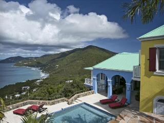 Ridgemont Tortola, BVI, British Virgin Islands - Ocean Views, Private Pool