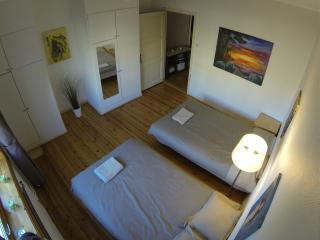 Large, Budget & Central 2-bedroom apartment, Oslo
