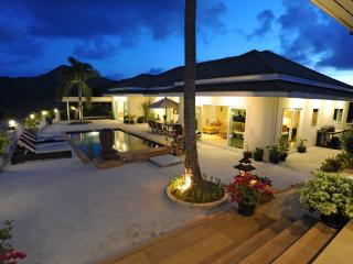Luxury 3 Bedroom Sea View Villa in Bophut