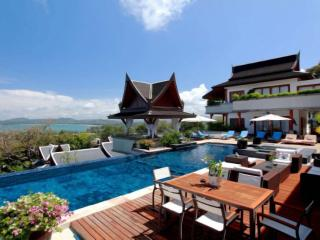 Magnificent Panorama View 5 Bedroom Villa in Surin