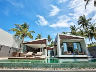 Contemporary Style Beachfront Villa in Bang Por, Ko Samui