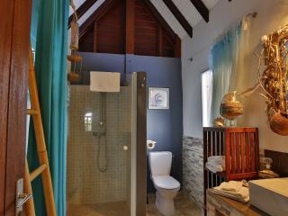 salle d'eau douche vasque