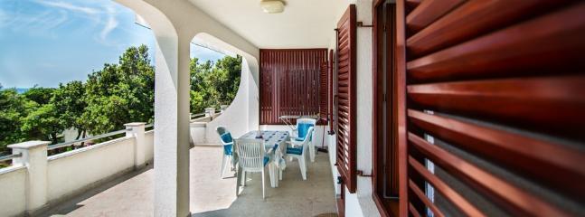 A Vito (3+1): terrace