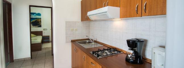 A Sanja(3+1): kitchen