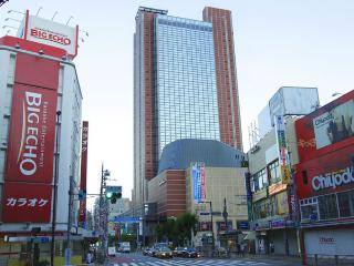 Near SHIBUYA! but in Quite Residential Area (P1)