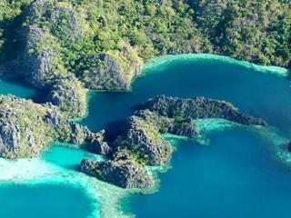 Twin Suite in Philippine Island!, Coron