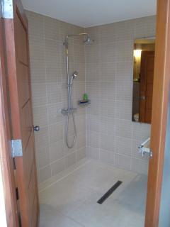 The 2nd bathroom