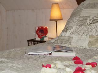 Chambres d'hôtes A l'orée du bois four à pain SPA, Pommerit-le-Vicomte