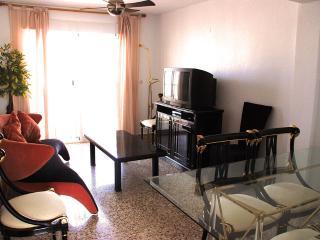 Apartamento para 4 personas en la primera línea, Guardamar del Segura