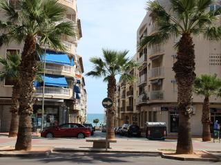 Apartment in the center, 150m from the beach