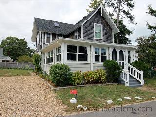 Gracious five bedroom in-town Oak Bluffs victorian