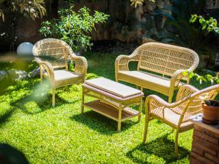 Taormina apartment with garden