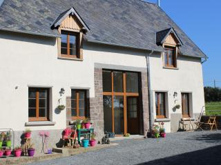 NEW Contemporary and spacious holiday gite, Gavray