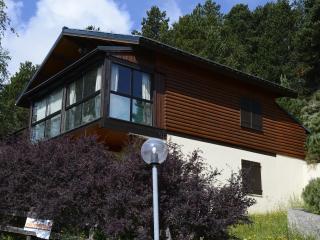 Chalet Les Angles jaccuzi sauna pres des pistes